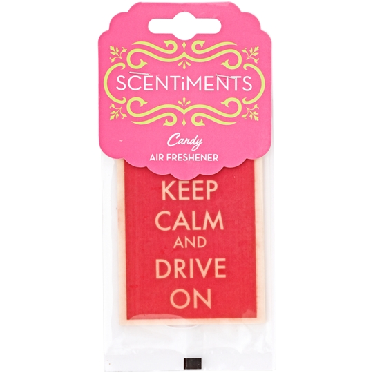 Aromadrive Air Freshener Scentiments