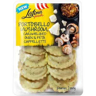 Latina Fresh Capeletti Mushroom, Onion & Feta