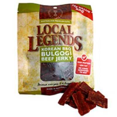 Local Legends Jerky Bulgogi