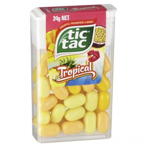 Tic Tac Tropical