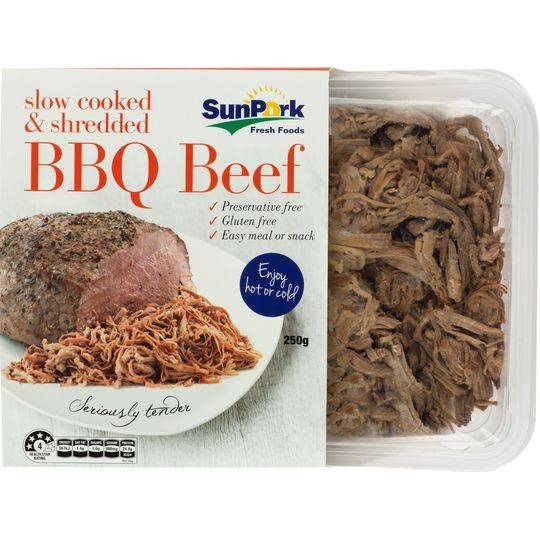 mom264171 reviewed Sunpork Beef Shredded Slow Cooked Bbq