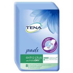 Tena Pads Extra Plus