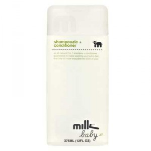 Milk Baby Hair Care Shampoo Plus Conditioner