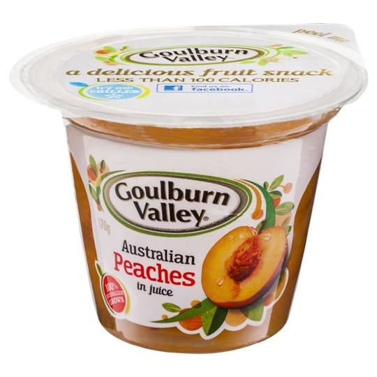 Goulburn Valley Peach