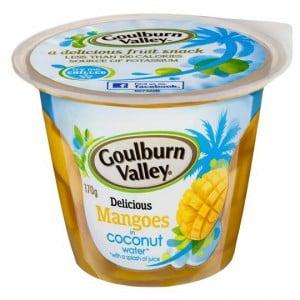 Goulburn Valley Mango In Coconut Water