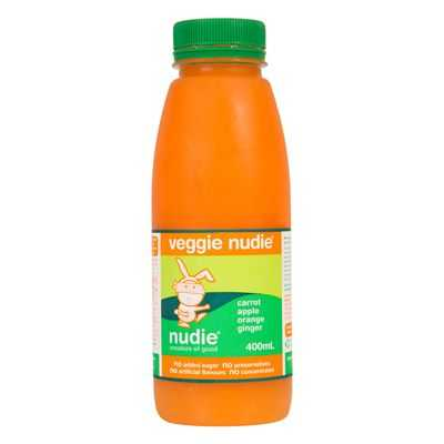 mom81879 reviewed Nudie Nothing But Carrot Ginger & More