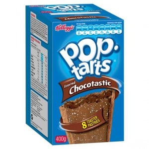 Kellogg's Pop Tarts Frosted Chocolate