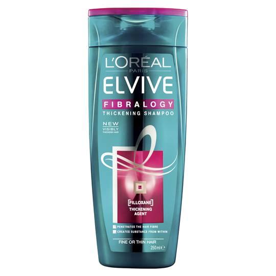 L'oreal Elvive Fiberology Shampoo