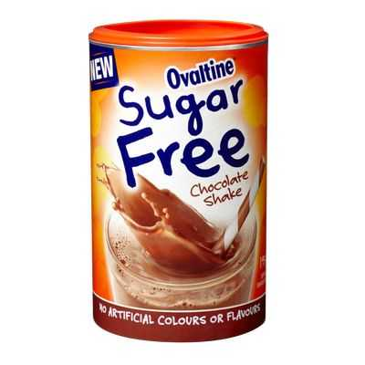 Ovaltine Sugar Free Chocolate Shake