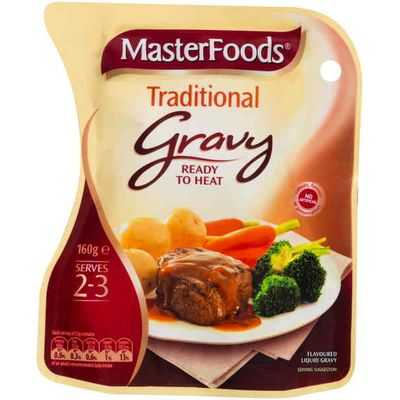 Masterfoods Gravy Liquid Traditional