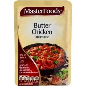 Masterfoods Recipe Base Butter Chicken