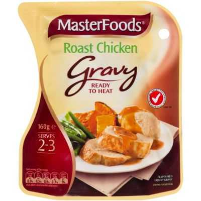 Masterfood Gravy Liquid Roast Chicken