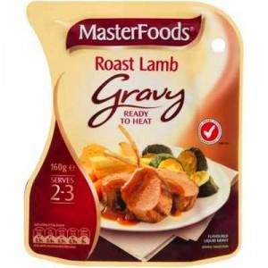 Masterfoods Gravy Liquid Roast Lamb