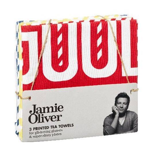 Jamie Oliver Tea Towel Set