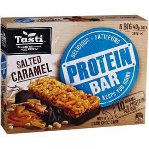 Tasti Protein Bar Salted Caramel