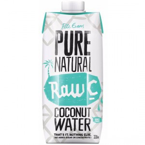 Raw C Coconut Water Pure Natural