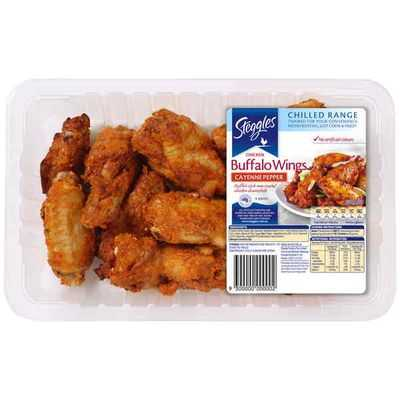 Steggles Wings Buffalo