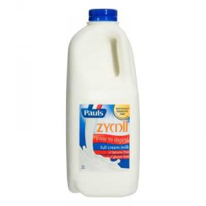 Pauls Zymil Full Cream Milk