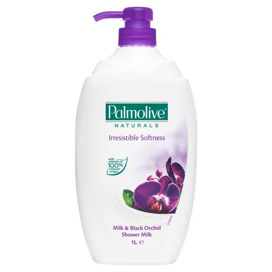 Palmolive Bodywash Black Orchid Shower Gel