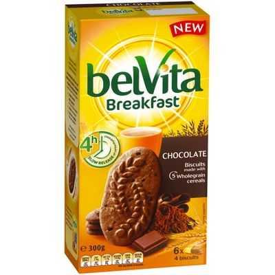 Belvita Chocolate Breakfast Biscuits