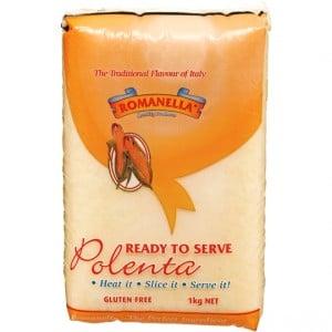 Romanella European Ready To Serve Polenta