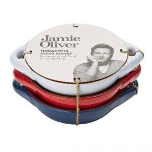 Jamie Oliver Terracotta Tapas Dishes Set