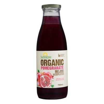 Sunraysia Organic Pomegranate Juice