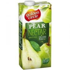 Golden Circle Pear Nectar Fruit Drink