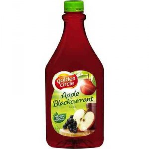 Golden Circle Apple & Blackcurrant Fruit Drink
