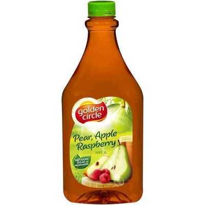 Golden Circle Pear Apple & Raspberry Fruit Drink