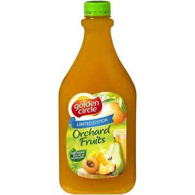 Golden Circle Orchard Fruits Fruit Drink