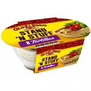 Old El Paso Stand 'n Stuff Tortilla