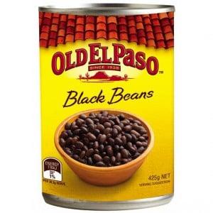 Old El Paso Black Beans