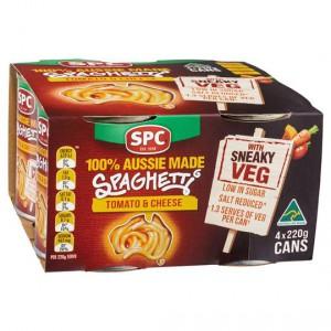Spc Spaghetti With Sneaky Veg