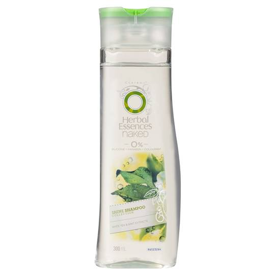 Clairol Herbal Essences Naked Shine Shampoo