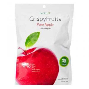 Health Attack Apple Crispy Apple
