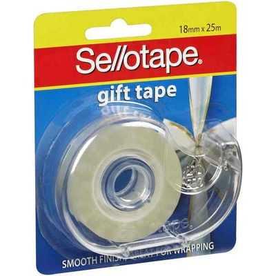 Sellotape Tape Gift Dispenser