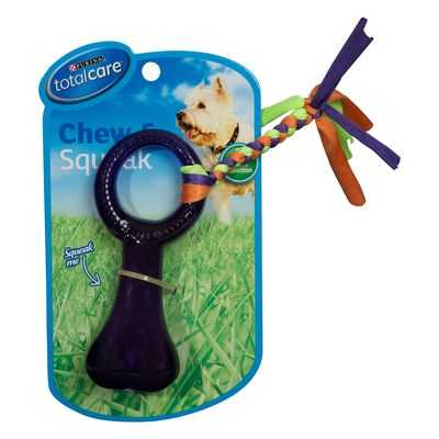 Total Care Dog Toy Chew & Squeak