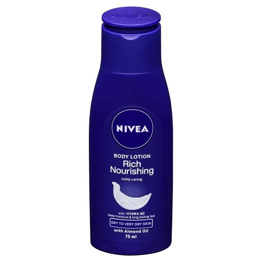 Nivea Body Lotion Rich Nourishing Mini