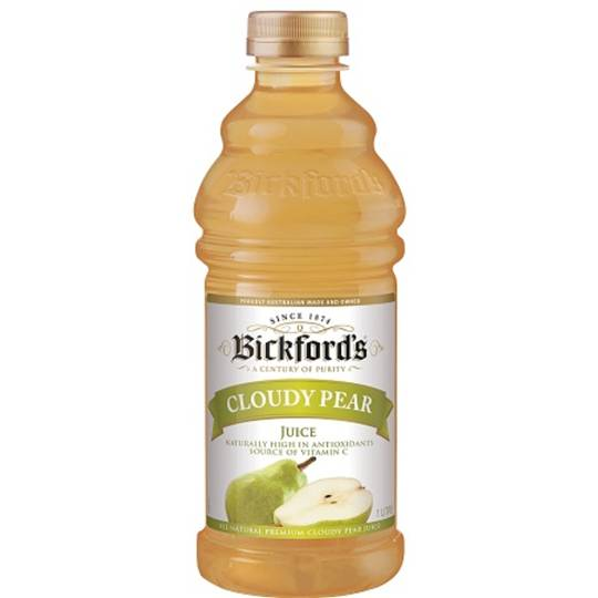 Bickfords Cloudy Pear Juice