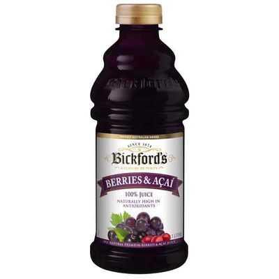 Bickfords Berries & Acai Juice