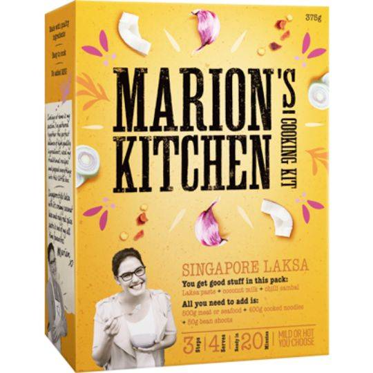 Marions Kitchen Meal Kit Laksa