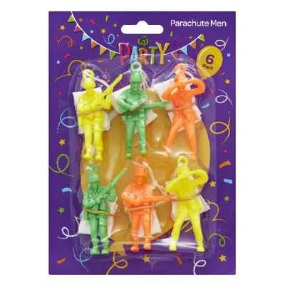 Party Favours Novelty Parachutists