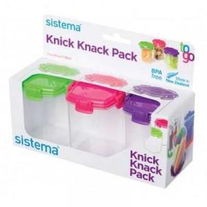 Sistema Plasticware Knick Knack Medium