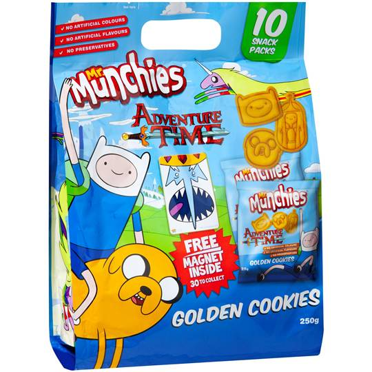 Adventure Time Cookies Multi Pack