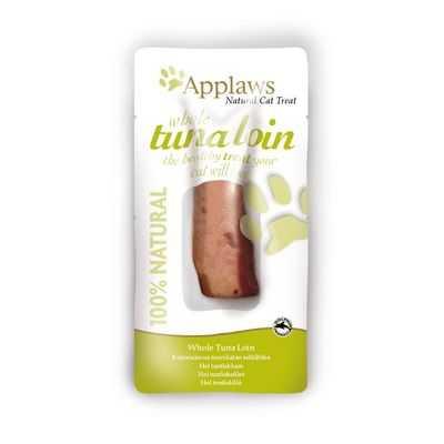 Applaws Adult Cat Food Natural Treat Tuna Loin Plain