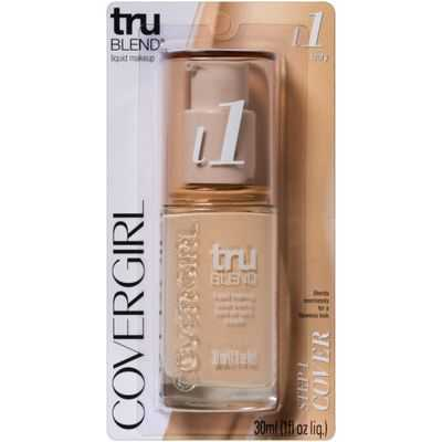 Covergirl Trublend Foundation Ivory