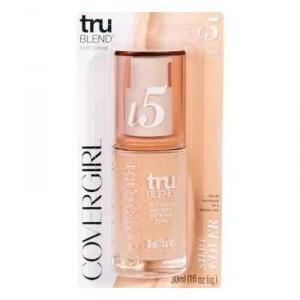 Covergirl Trublend Foundation Creamy Natural