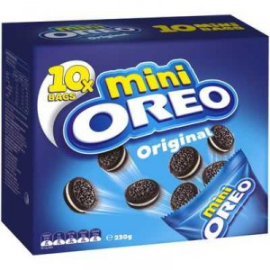 Oreo Cookies Original Mini Multi