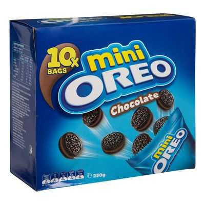 Oreo Cookies Chocolate Mini Multi